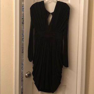 Black BCBG Maxazira Dress